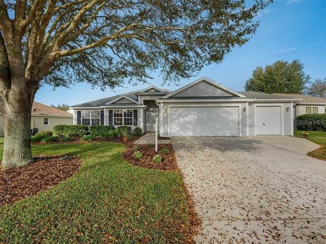16940 SE 92ND PELHAM Avenue, The Villages, FL 32162 (MLS #G5039215) :: Rabell Realty Group