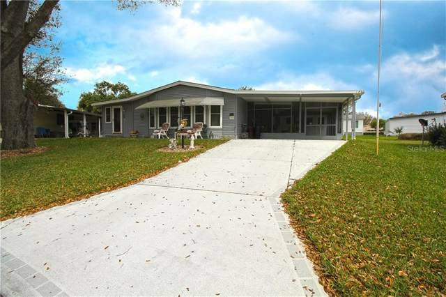 719 Camelia Court, The Villages, FL 32159 (MLS #G5039247) :: Florida Real Estate Sellers at Keller Williams Realty