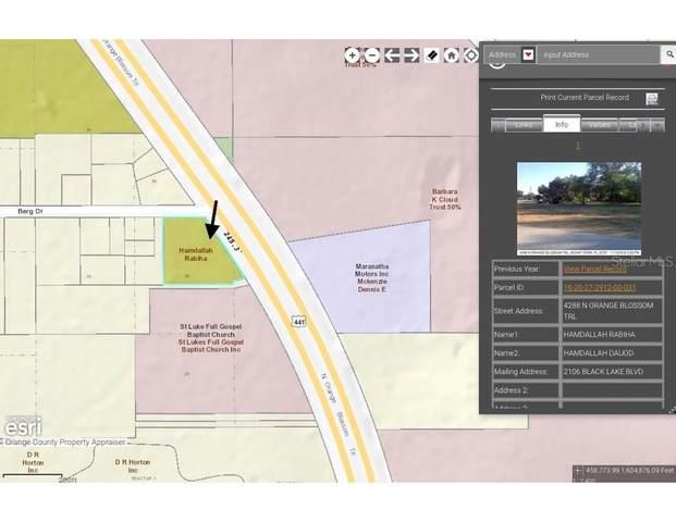 4288 N Orange Blossom Trail, Mount Dora, FL 32757 (MLS #G5039303) :: Everlane Realty