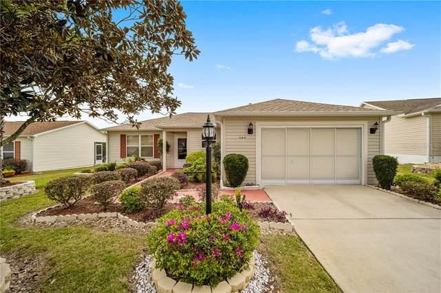 289 Modoc Lane, The Villages, FL 32162 (MLS #G5039332) :: Bob Paulson with Vylla Home