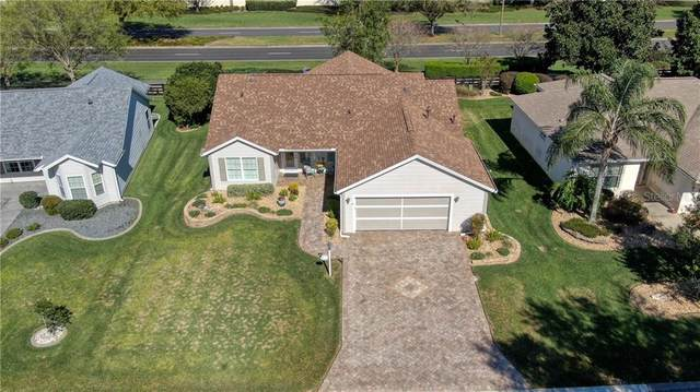 8257 SE 176TH LAWSON Loop, The Villages, FL 32162 (MLS #G5039337) :: Bob Paulson with Vylla Home