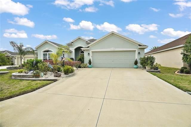 914 Privett Drive, The Villages, FL 32163 (MLS #G5039340) :: Bob Paulson with Vylla Home