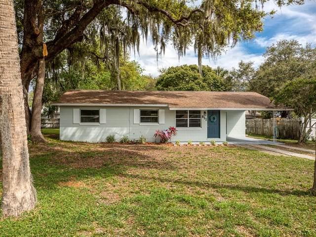 811 Edgewater Drive, Eustis, FL 32726 (MLS #G5039352) :: The Kardosh Team
