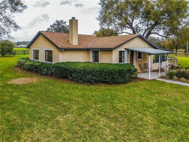 38208 Grays Airport Road, Lady Lake, FL 32159 (MLS #G5039354) :: Bob Paulson with Vylla Home