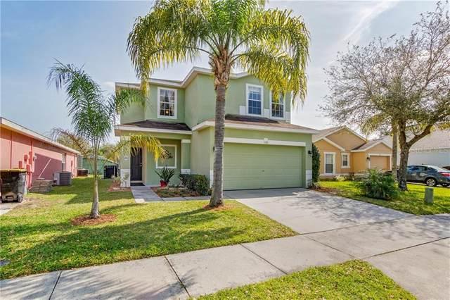 170 Ridgemont Court, Davenport, FL 33896 (MLS #G5039377) :: New Home Partners