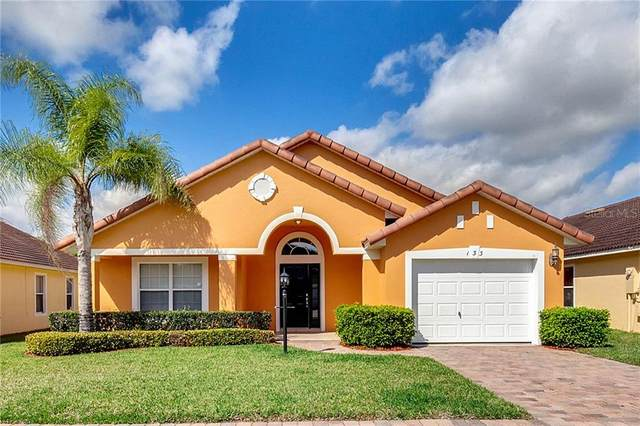 133 Hummingbird Pass, Davenport, FL 33896 (MLS #G5039427) :: Bustamante Real Estate