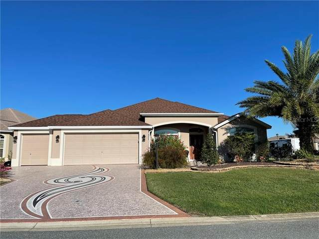 3583 Kimble Court, The Villages, FL 32163 (MLS #G5039442) :: Bob Paulson with Vylla Home