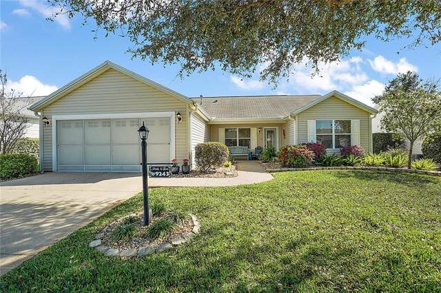 9243 SE 171ST COOPER Loop, The Villages, FL 32162 (MLS #G5039477) :: Coldwell Banker Vanguard Realty