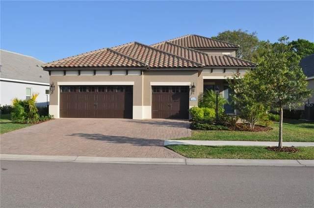 11909 Hunters Creek Road, Venice, FL 34293 (MLS #G5039483) :: Pepine Realty