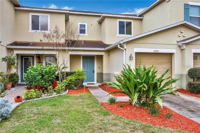 1026 Chalcedony Street, Kissimmee, FL 34744 (MLS #G5039550) :: MVP Realty