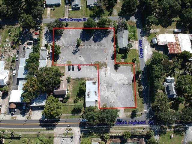 0 S Highland Street, Mount Dora, FL 32757 (MLS #G5039668) :: The Lersch Group