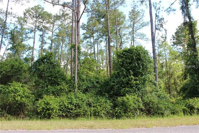 Lot 4 Quince Avenue, Eustis, FL 32736 (MLS #G5039803) :: Visionary Properties Inc