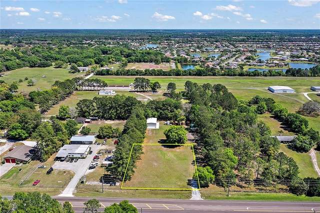 19122 State Road 44, Eustis, FL 32736 (MLS #G5039962) :: Southern Associates Realty LLC