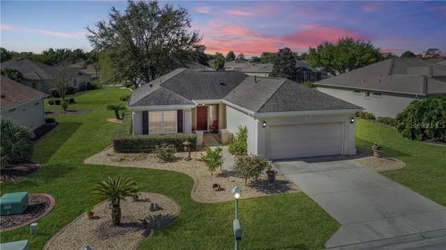 9296 SE 128TH Street, Summerfield, FL 34491 (MLS #G5039997) :: The Lersch Group