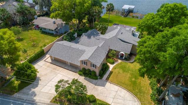 1330 Lakeshore Drive, Mount Dora, FL 32757 (MLS #G5040177) :: Everlane Realty