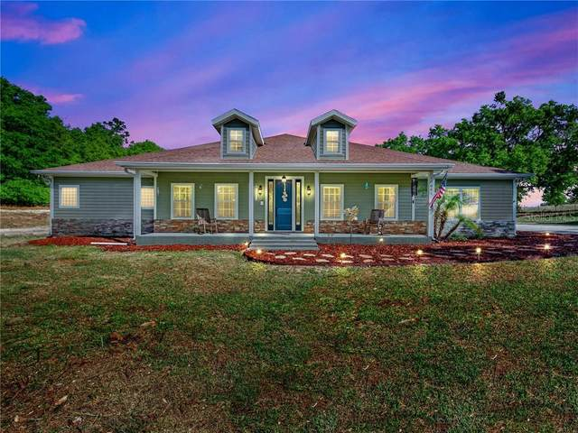 10051 SE 110TH STREET Road, Belleview, FL 34420 (MLS #G5040311) :: Griffin Group