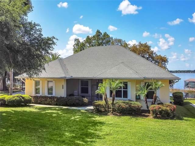 8614 Cherry Lake Road, Groveland, FL 34736 (MLS #G5040332) :: Griffin Group