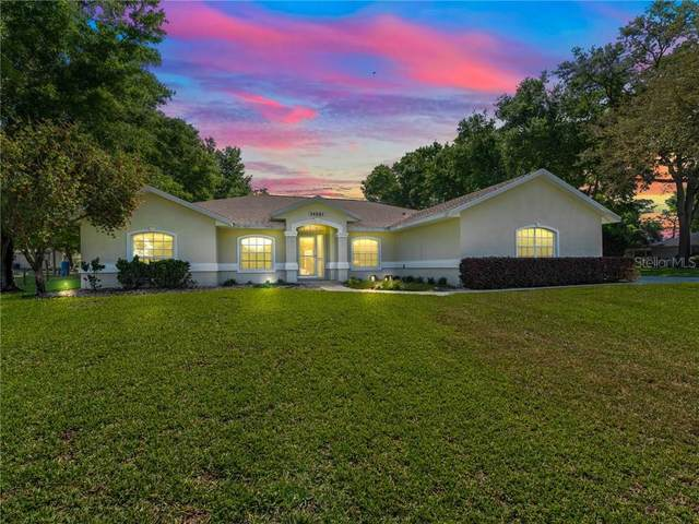 14581 SE 96TH Court, Summerfield, FL 34491 (MLS #G5040333) :: Dalton Wade Real Estate Group