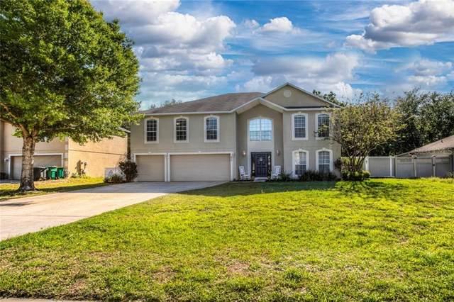 805 Deer Glen Court, Fruitland Park, FL 34731 (MLS #G5040348) :: Everlane Realty
