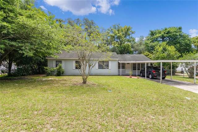 706 Mission Drive, Wildwood, FL 34785 (MLS #G5040379) :: Realty Executives in The Villages