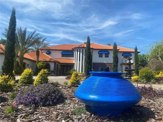 11148 Lane Park Road, Tavares, FL 32778 (MLS #G5040393) :: Better Homes & Gardens Real Estate Thomas Group