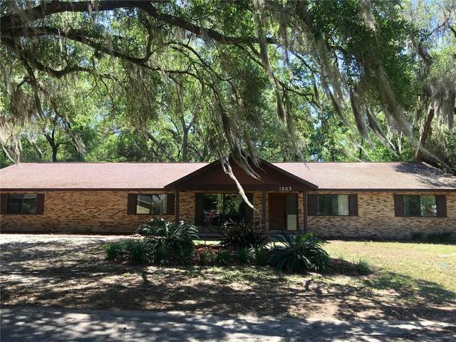 1003 Hilltop Street, Fruitland Park, FL 34731 (MLS #G5040528) :: Vacasa Real Estate