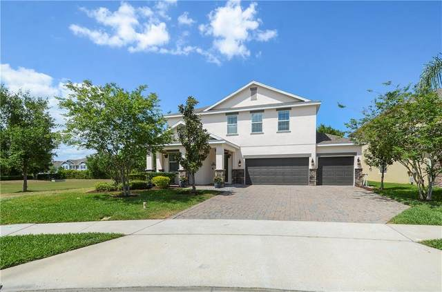 1105 Vinsetta Circle, Winter Garden, FL 34787 (MLS #G5040530) :: Everlane Realty