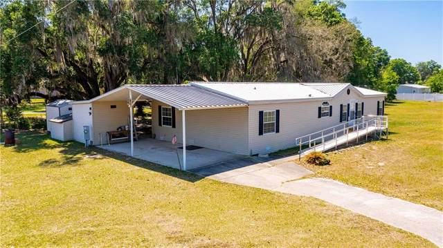 2339 Cr 740, Webster, FL 33597 (MLS #G5040556) :: Vacasa Real Estate