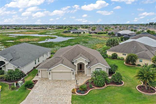 2001 Cross Hill Drive, The Villages, FL 32163 (MLS #G5040566) :: Keller Williams Realty Peace River Partners