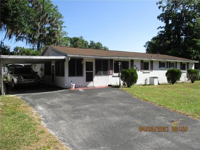 698 Cr 485, Lake Panasoffkee, FL 33538 (MLS #G5040593) :: Vacasa Real Estate