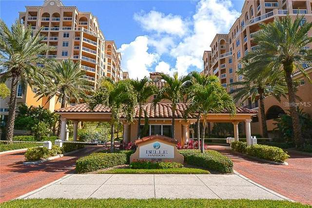521 Mandalay Avenue #1108, Clearwater, FL 33767 (MLS #G5040653) :: Aybar Homes