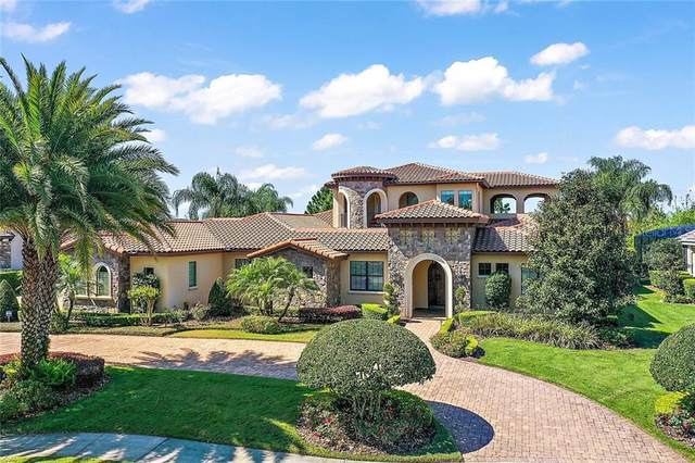 2018 Castelli Boulevard, Mount Dora, FL 32757 (MLS #G5040679) :: Visionary Properties Inc