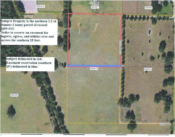 Se 55Th Blvd, Center Hill, FL 33514 (MLS #G5040690) :: Premier Home Experts