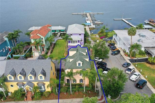 308 Shadow Harbour Lane #308, Mount Dora, FL 32757 (MLS #G5040693) :: Bob Paulson with Vylla Home