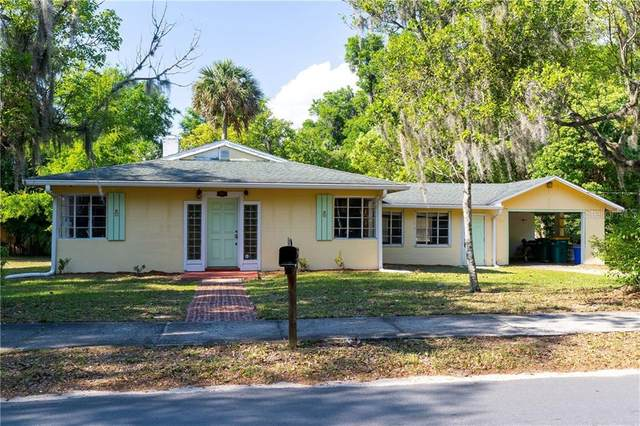 305 E 11TH Avenue, Mount Dora, FL 32757 (MLS #G5040738) :: Everlane Realty