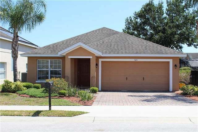 523 Vizcay Way, Davenport, FL 33837 (MLS #G5040746) :: GO Realty