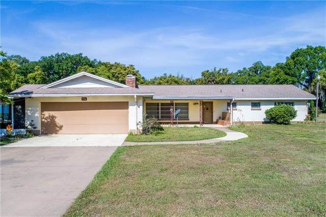 325 N Trowell Avenue, Umatilla, FL 32784 (MLS #G5040750) :: Godwin Realty Group