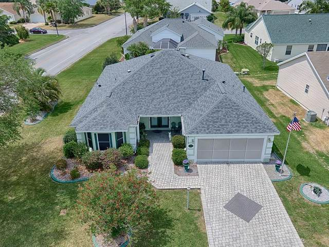 17888 Se 88Th Grimball Avenue, The Villages, FL 32162 (MLS #G5040760) :: Southern Associates Realty LLC