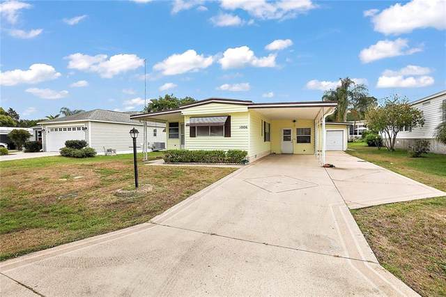 1006 Nell Way, The Villages, FL 32159 (MLS #G5040779) :: Godwin Realty Group