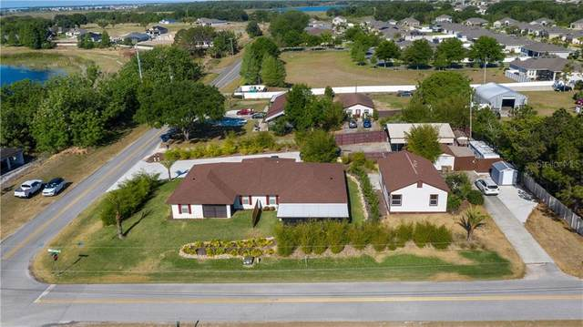 10435 Cherry Lake Road, Clermont, FL 34715 (MLS #G5040782) :: McConnell and Associates