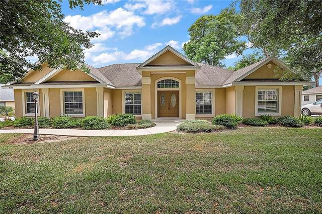 4146 Williams Street, Fruitland Park, FL 34731 (MLS #G5040788) :: Team Borham at Keller Williams Realty