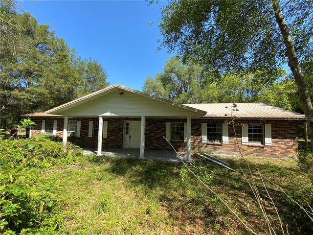 7316 Cr 609A, Bushnell, FL 33513 (MLS #G5040810) :: Visionary Properties Inc