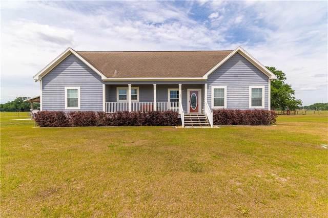 8101 SE 24TH Way, Webster, FL 33597 (MLS #G5040817) :: Dalton Wade Real Estate Group