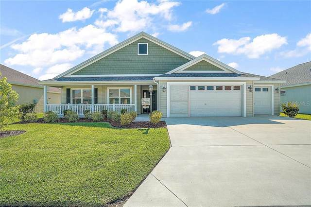 5594 Head Way, The Villages, FL 32163 (MLS #G5040818) :: Realty Executives in The Villages