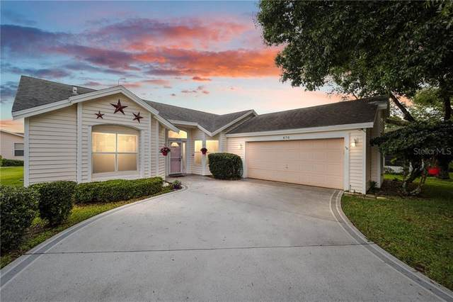 870 Cortez Avenue, The Villages, FL 32159 (MLS #G5040837) :: Griffin Group