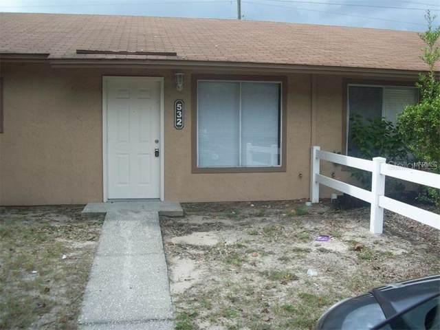 532 W Rosewood Lane #532, Tavares, FL 32778 (MLS #G5040862) :: Vacasa Real Estate