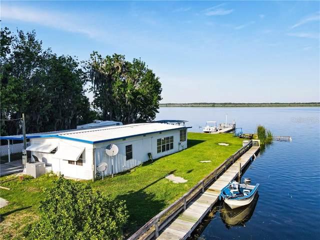 888 Cr 461, Lake Panasoffkee, FL 33538 (MLS #G5040880) :: Griffin Group