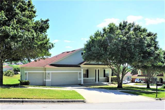 1541 Reflections Street, Clermont, FL 34711 (MLS #G5040910) :: Visionary Properties Inc