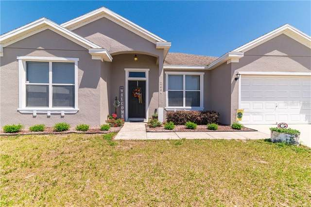 2854 SE 75TH Boulevard, Bushnell, FL 33513 (MLS #G5040928) :: Visionary Properties Inc