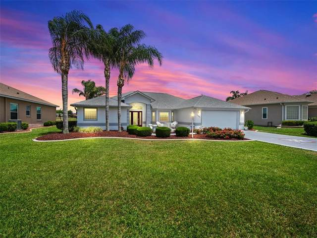 11905 SE 172ND Lane, Summerfield, FL 34491 (MLS #G5040950) :: GO Realty